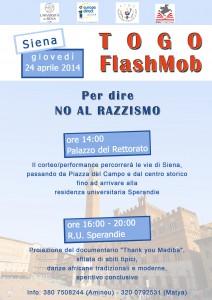 Togo-FlashMob