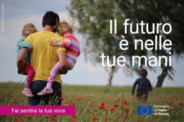 Il futuro è nelle tue mani